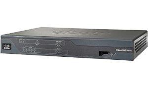 Cisco 887 VDSL/ADSL Annex M over POTS Multi-mode Router