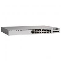 Коммутатор Cisco Catalyst 9200L 24-port PoE+, 4x1G, Network Essentials, Russia ONLY