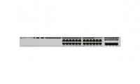 Коммутатор Cisco Catalyst 9200L 24-port 8xmGig, 16x1G, 2x25G, PoE+, NW-A, Russia ONLY