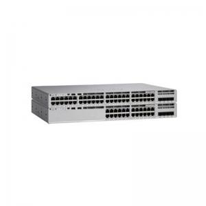 Коммутатор Cisco Catalyst 9200L 48-p 8xmGig, 40x1G, 2x25G PoE+, NW-E, Russia ONLY