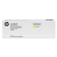 Тонер-картридж HP Yellow для CP6015 CM6030/6040 Contract (21000 стр)