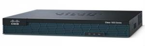 Cisco 1921 with 2 onboard GE, 2 EHWIC slots, 256MB USB Flash (internal) 512MB DRAM, IP Base Lic