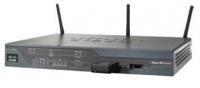 Cisco 887V VDSL2 Sec Router w/ 3G B/U and 802.11n AP—ETSI—Global SKU with modem option: PCEX-3G-HSPA-G