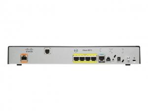Cisco 887 VDSL2 over POTS Router