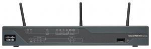 Cisco 888 G.SHDSL Router with 3G, 802.11n FCC Compliant