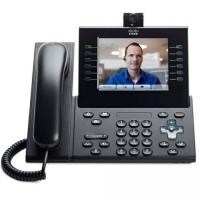 Телефонный аппарат Cisco UC Phone 9971, Charcoal, Standard Handset