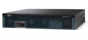 Cisco 2921 Voice Bundle, PVDM3-32, UC License PAK, FL-CUBE10