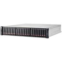 СХД HPE  MSA 2040 SAS SFF Flash Bndl 6.2TB