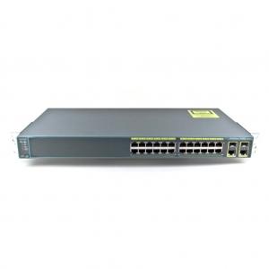 Коммутатор Cisco Catalyst 2960 Plus 24 10/100+2T/SFP LAN Base, mfg in Russia
