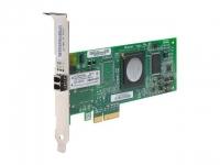 Адаптер HBA Qlogic 4Gb Single Port FC HBA, x4 PCIe, LC multi-mode optic