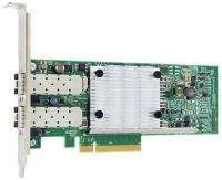 Адаптер HBA Qlogic Dual port PCIe Gen3 to 10Gb Ethernet SR Optics Adapter