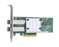 Адаптер HBA Qlogic Single port PCIe Gen3 to 10Gb CNA Direct Attach Copper Adapter