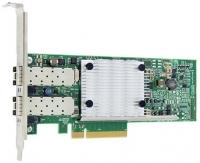 Адаптер HBA Qlogic Dual port PCIe Gen3 to 10Gb CNA SR Optics Adapter