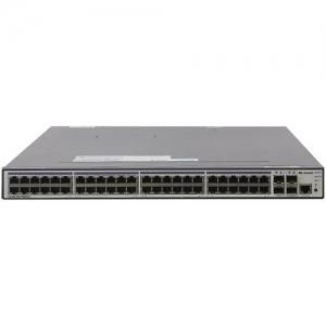 Коммутатор Huawei S2700-52P-PWR-EI(48 Ethernet 10/100 PoE+ ports,4 Gig SFP,with 500W AC power supply)