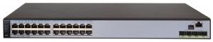 Коммутатор Huawei S5700-28P-LI-AC(24 Ethernet 10/100/1000 ports,4 Gig SFP,AC 110/220V)