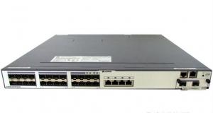 Коммутатор Huawei S5701-28X-LI-24S-AC(20 Gig SFP,4 dual-purpose 10/100/1000 and SFP,4 10 Gig SFP+,AC 110/220V)