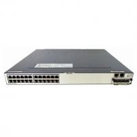 Коммутатор Huawei S5700-28X-LI-DC(24 Ethernet 10/100/1000 ports,4 10 Gig SFP+,DC -48V)
