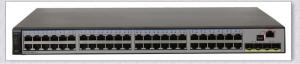 Коммутатор Huawei S5700-52P-PWR-LI-AC(48 Ethernet 10/100/1000 PoE+ ports,4 Gig SFP,AC 110/220V)