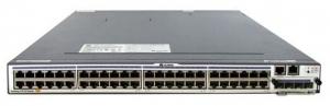 Коммутатор Huawei S5710-52C-PWR-EI Bundle(48 Ethernet 10/100/1000 PoE+ ports,4 10 Gig SFP+,with 2 interface slots,with 580W AC power supply)
