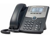Телефонный аппарат Cisco 8 Line IP Phone With Display, PoE and PC Port