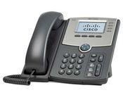Телефонный аппарат Cisco 4 Line IP Phone with Display, PoE and Gigabit PC Port