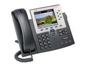 Телефонный аппарат Cisco UC Phone 7965, Gig Ethernet, Color
