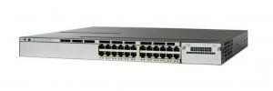 Коммутатор Cisco Systems Catalyst 3850 24 mGig Port UPoE LAN Base