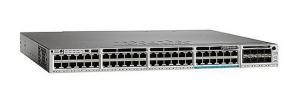 Коммутатор Cisco Systems Catalyst 3850 48 Port (12 mGig+36 Gig) UPoE LAN Base