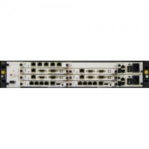 Телефонная станция Huawei eSpace U1960 AC Integrated Host(1 SCU,1 MTU)