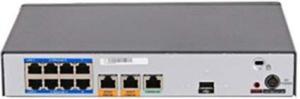 Межсетевой экран Huawei USG2110-F AC Host with 2FE WAN(RJ45)+8FE LAN(RJ45),512M memory,1AC power supply