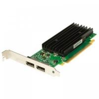 Видеокарта NVIDIA Quadro NVS 295 PCIEx16 с кабелями DVI