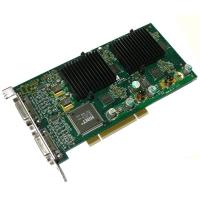 Видеокарта NVIDIA Quadro NVS 400 64MB PCI с кабелями DVI/VGA в комплекте, поддержка 4х дисплеев