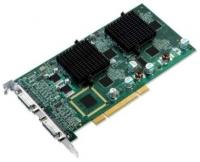 Видеокарта NVIDIA Quadro NVS 400 64MB PCI, кабели DMS-59 to Dual VGA/DVI в комплекте, поддержка 4х дисплеев