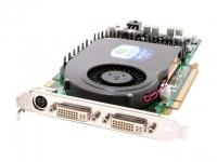 Видеокарта NVIDIA Quadro FX 3450 256MB PCIE 425/500 DVI 3-pin Stereo Sync Connector