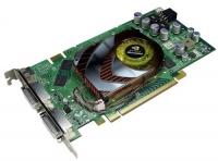 Видеокарта NVIDIA Quadro FX 3500 256MB PCIE 2xDVI Stereo 450/660 DVI 3-pin Stereo Sync Connector