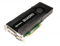 Видеокарта PNY Quadro K5000 4GB PCIE 2xDP DVI-I DVI-D Retail для Apple