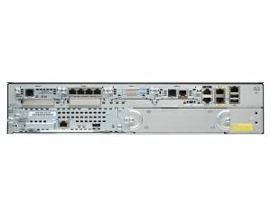 C2911 UC SEC CUBE Bundle, PVDM3-16, UC SEC Lic, FL-CUBEE-25