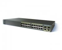 Коммутатор Cisco Systems Catalyst 2960 Plus 24 10/100 (8 PoE) + 2 T/SFP LAN Lite