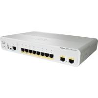 Коммутатор Cisco Systems Catalyst 2960C PD PSE Switch 8 FE PoE, 2 x 1G, PoE+ LAN Base