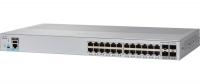 Коммутатор Cisco Catalyst 2960L 24 port GigE, 4 x 10G SFP+, LAN Lite