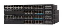 Коммутатор Cisco Catalyst 3650 48 Port mGig, 2x10G Uplink, IP Base