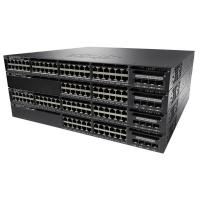 Коммутатор Cisco Catalyst 3650 48 Port mGig, 8x10G Uplink, IP Services