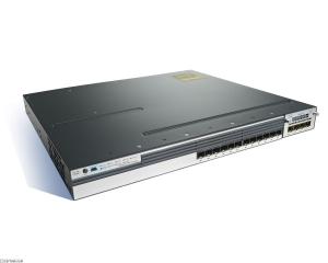 Коммутатор Cisco Systems Catalyst 3750X 12 Port GE SFP IP Base