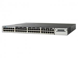 Коммутатор Cisco Systems Catalyst 3750X 48 Port Full PoE IP Base